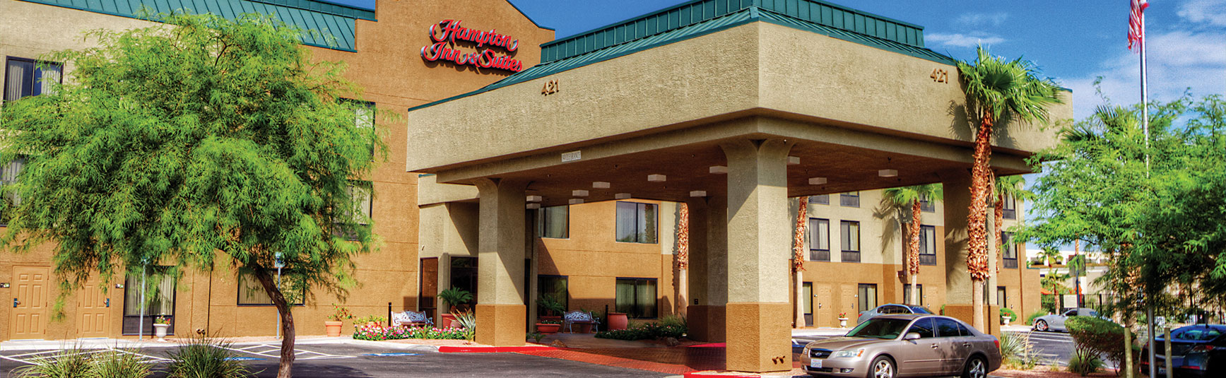 Hampton Inn & Suites – Henderson
