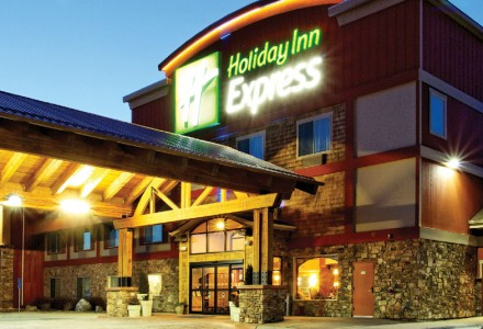 Holiday Inn Express – Kalispell