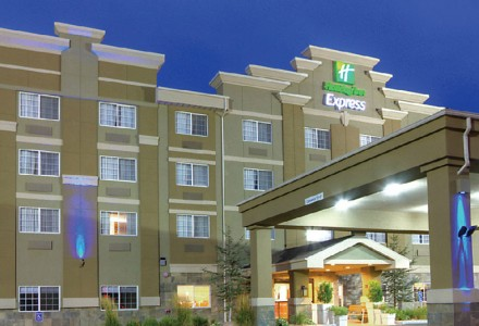 <h1>Holiday Inn Express – Salt Lake City/Layton</h1><span class='wap-red v'>Holiday Inn Express<br />Layton</span>