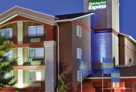 Holiday Inn Express – Wenatchee